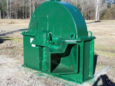60 Inch Cme Wood Chipper Sawmill Waste Precision Type
