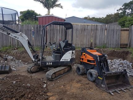 GNS Earthworks - Mini Excavation Specialist