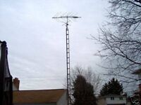 Will pay to have 40ft tower antenna removed-Richibucto