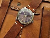 1971 ROLEX VINTAGE 5500 BLUE DIAL AIR KING GREAT CONDITION