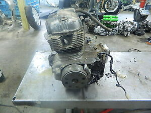 looking to buy late 70s early 80s honda motorcycle engine