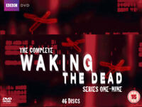 WANTED! WANTED! WANTED! THE COMPLETE BOXSET SERIES 1 - 9 OF WAKING THE DEAD