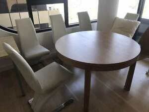 Dinning Table and Chair Set From $150 Clayton Monash Area Preview