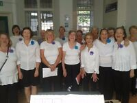 Gosport Community Choir needs more singers - relaxed and friendly with great music!
