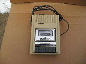 Atari 410 program recorder