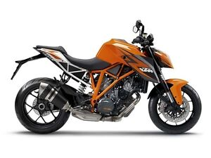 2015 KTM 1290 Super Duke R ABS