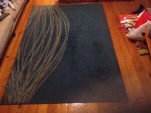 Small dark Blue rug Turrella Rockdale Area Preview