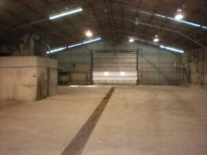 3200 sq.ft. Indoor Heated Dry Warehouse