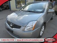 2012 Nissan Sentra LOADED FUEL EFFICIENT 5 PASSENGER HEATED SEAT