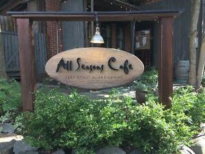 Well established restaurant and building for sale in Nelson, BC