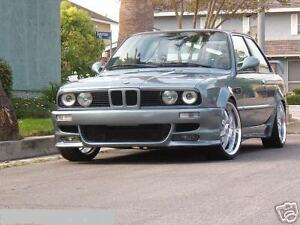 Grille BMW E30 '84-'91 Body Kit Fiberglass Eyebrows