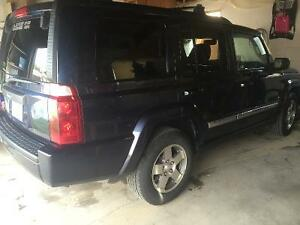2010 Jeep Commander Sport Low Kms