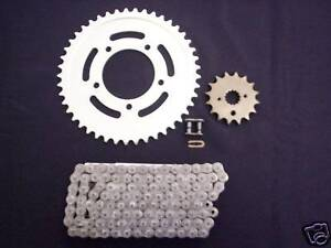 YAMAHA YZF-R6 NEW SPROCKET 16/48 & O-RING CHAIN SET/KIT 2003 2004 2005 530 conv.