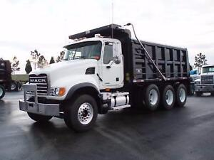 Dump Truck Financing - Best Rates - Quick Approval - New or Used - New Owner/Operators and New Start-Ups Welcome