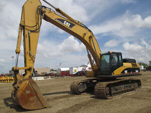2007 CATERPILLAR 330D For Sale By Owner