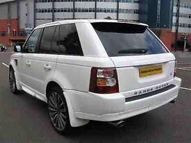 Range Rover Sport HSE TD V6 2007 £11500