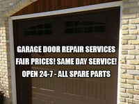Your (24/7) #1 LOCAL Garage Doors! Give Us A Call (819)-485-1688