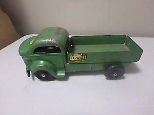 wanted old metal toy trucks