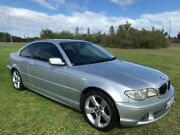 2003 BMW 330CI E46 MY2003 Steptronic Silver 5 Speed Sports Automatic Coupe East Rockingham Rockingham Area Preview