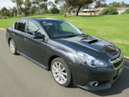 2014 Subaru Liberty B5 MY14 GT AWD Premium Grey 5 Speed Sports Automatic Sedan Old Reynella Morphett Vale Area Preview