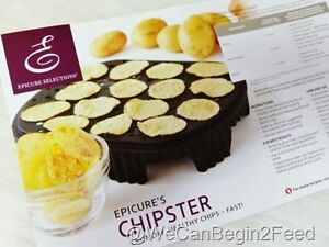 New in Package Epicure's Chipster & Ceramic Slicer