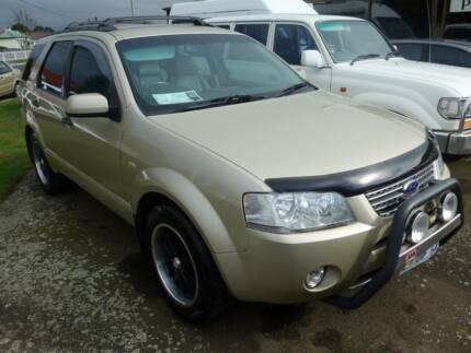 From only $49 p/week on finance* 2006 Ford Territory Wagon