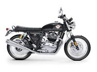 2019 Royal Enfield Int650 Mark Three Delta/Surrey/Langley Greater Vancouver Area Preview