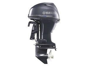 2018 Yamaha Marine F30