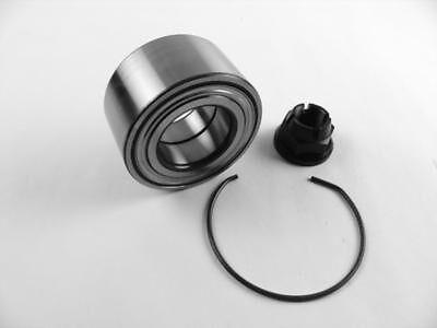 NEW FRONT Wheel Bearing & Hub Nut Kit RENAULT KANGOO
