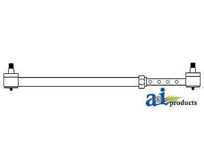 A-886800m92 Massey Ferguson Parts Tie Rod Assy. Rh 165 165 Uk 175 Uk 178