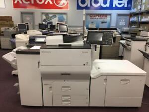 Ricoh Pro C5100S Color Laser Production Printer Copiers Business copy machine Colour Copiers Printers Sale BUY LEASE