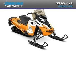 2017 Ski-Doo Renegade Adrenaline ROTAX 1200 4-TEC White  Orange