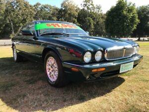 2001 Jaguar XJ8 3.2 Sport Green 5 Speed Automatic Saloon Clontarf Redcliffe Area Preview