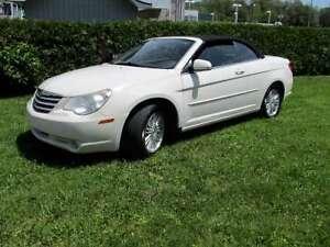 2009 Chrysler Sebring Cabriolet