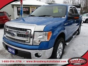 2014 Ford F-150 2014 Ford F-150 POWER EQUIPPED XLT XTR MODEL 6 P