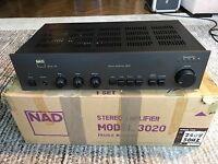 NAD 3020