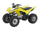 Yellow ATVs