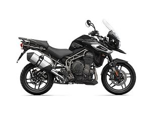 2018 Triumph Tiger 1200 XR Jet Black