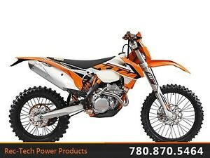 2016 KTM 250 XC-F - Heavily Discounted! $55/bi-weekly!
