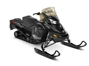 2017 Ski-Doo MXZ TNT ROTAX 900 ACE Black