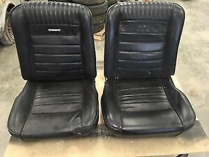 Wanted! Looking for 65 to 68 mustang seats