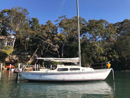 Marauder 24 Sailing Yacht