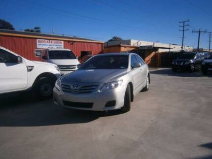 2010 Toyota Camry Sedan Albion Brimbank Area Preview
