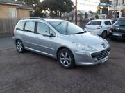 2007 Peugeot 307 MY06 Upgrade XSE HDI 2.0 Touring Silver 6 Speed Tiptronic Wagon South Geelong Geelong City Preview