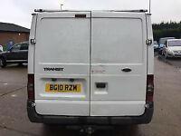 2010 Ford Transit 2.2TDCi Duratorq ( 85PS ) 260 SWB