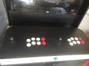 2 player fights with game board plug and play ready