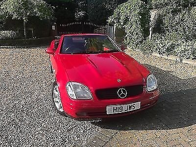 Mercedes SLK 2.3