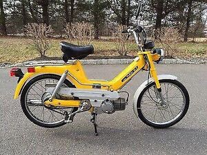 Moped or Retro Scooter Wanted