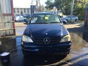 Mercedes Benz ML500 1998 Automatic NOW WRECKING CAR!! Northmead Parramatta Area Preview