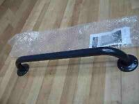 Blue Doc M Disabled Safety Grab Bar Hand Rail Bathroom Aid 600mm